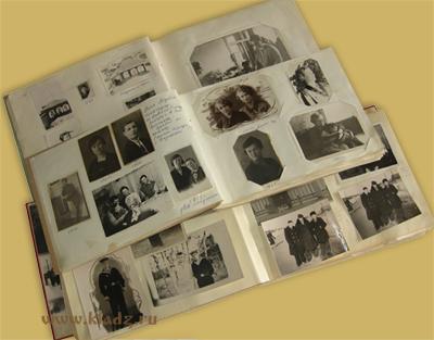 Фотоальбомы советского времени