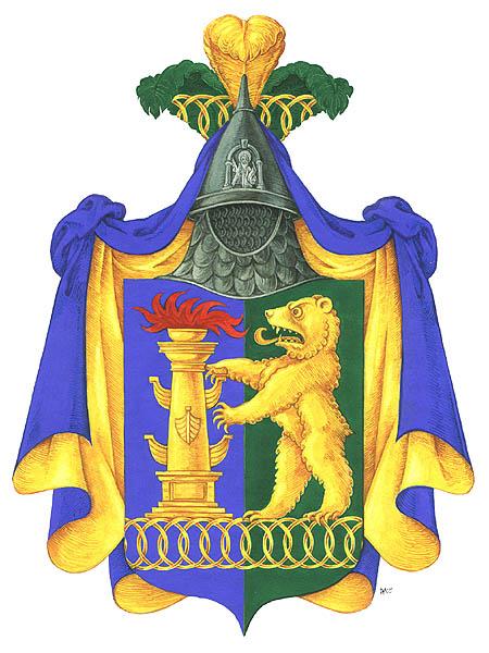Герб Кошкаровых