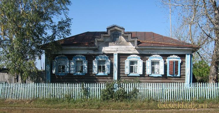 Дом постройки начала XX века